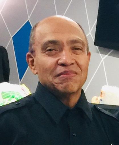 Angelo Mendez Soto - Cpt. Morales